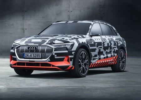 Audi e-tron concept, la marca alemana nos regala un adelanto de su primer SUV totalmente eléctrico