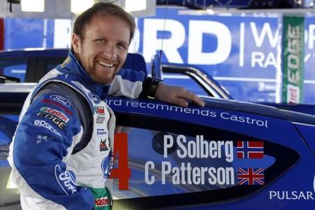 Petter Solberg se pasa al rallycross esta temporada