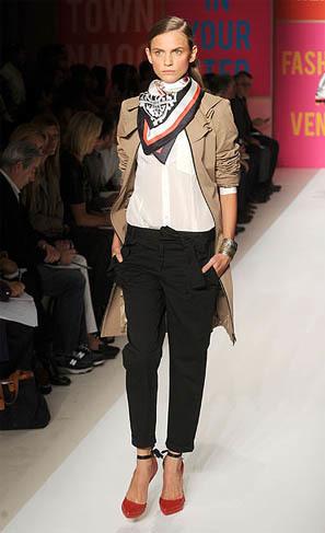 Foto de Trendencias en el desfile de DKNY (1/16)