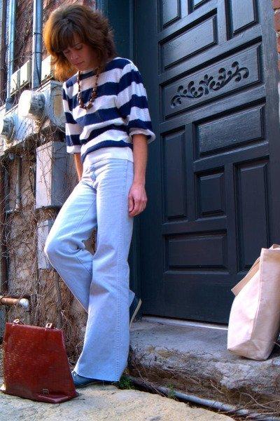 vintage jeans años 70