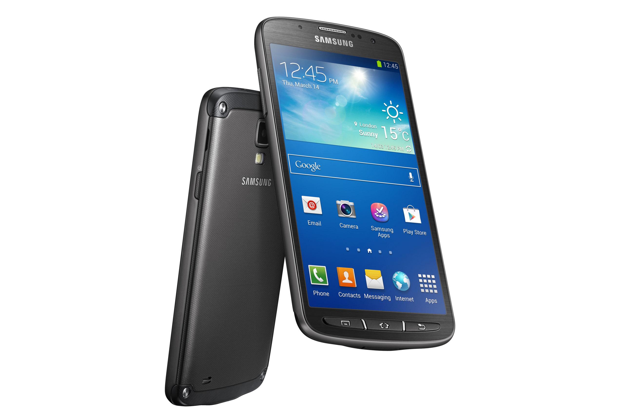 Foto de Samsung Galaxy S4 Active (3/9)