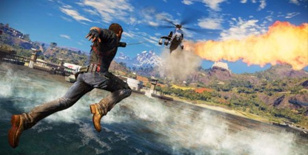 Just Cause 3 nos enamora con su trailer en 4K