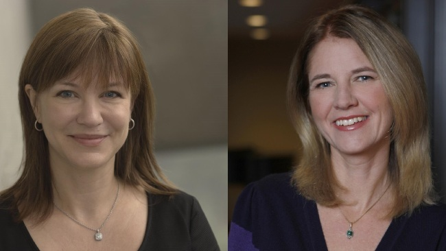 Julie Larson-Green y Tami Reller