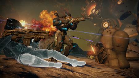 La actualización de abril para Destiny traerá de vuelta viejas armas, nuevas armaduras y mucho más