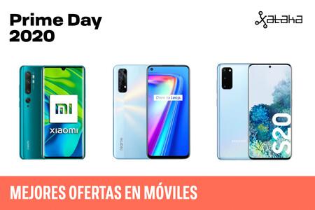 Amazon Prime Day 2020: Mejores ofertas (actualizadas) del día en móviles y smartphones