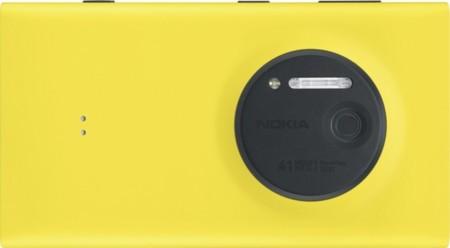 Lumia 1020 camara