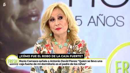 Rosa Benito En Ya Es Mediodia