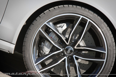 Audi RS6 Avant Prueba 5