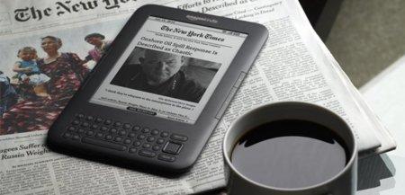 Kindle Cloud llega al lector con teclado de Amazon
