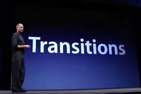 Jobs Transitions