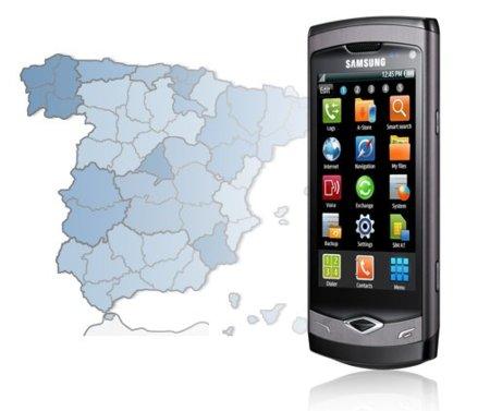 Samsung Wave en España