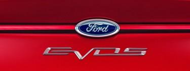 Ford registra el nombre Mondeo EVOS, pero nadie tiene claro por qué