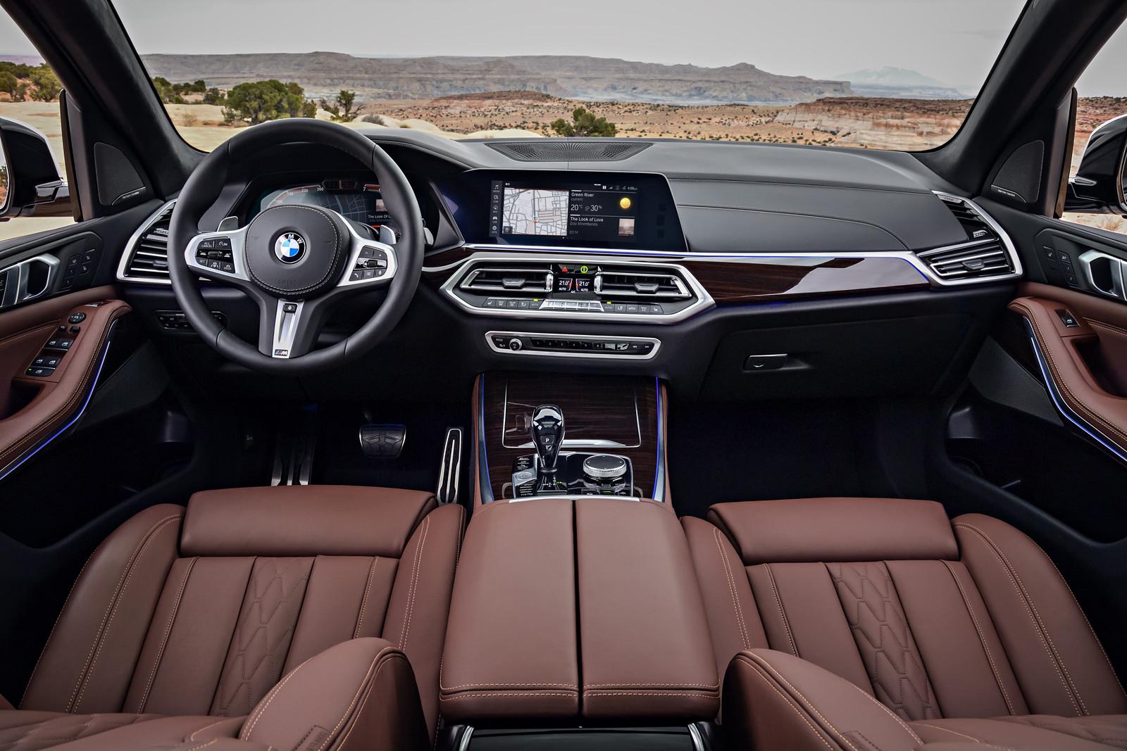 Foto de BMW X5 2018 (31/45)
