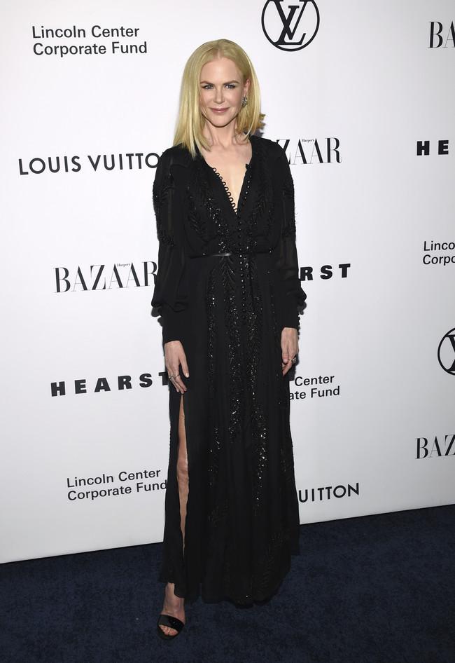 louis vuitton gala alfombra roja Nicole Kidman