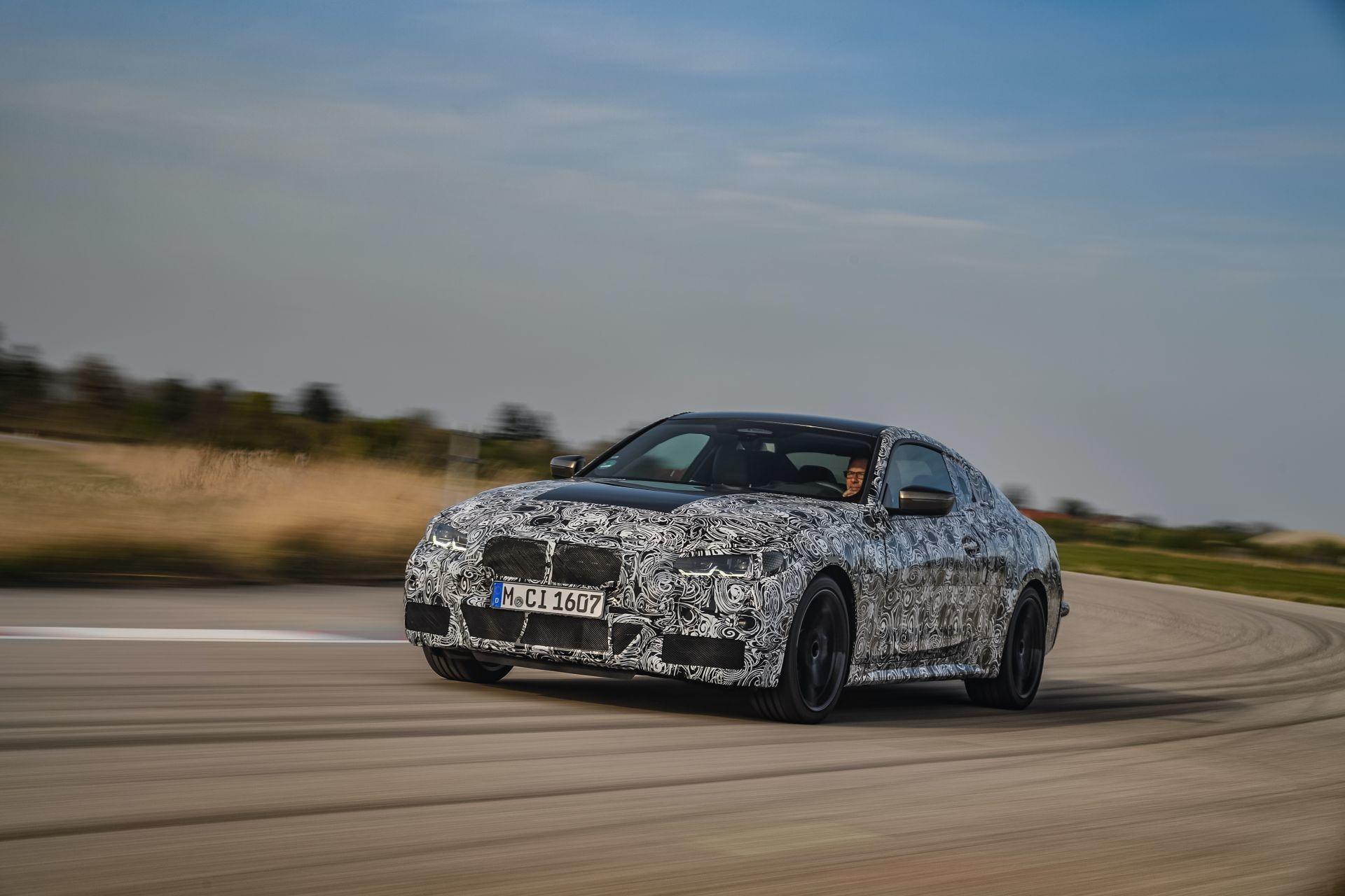 Foto de BMW Serie 4 2021 (fotos espía) (11/38)