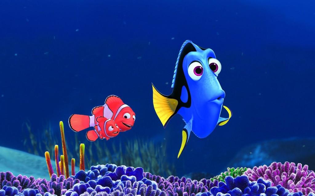 Dory Nemo Y Marlin