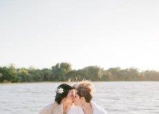 Celebramos el Orgullo Gay con el amor y la felicidad de diez increíbles bodas unisex