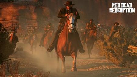 'Red Dead Redemption' muestra en un impresionante vídeo su 'modo libre multijugador'