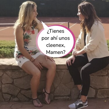 Arantxa Sánchez Vicario rompe a llorar en el programa de Mamen Mendizábal Palo y Astilla