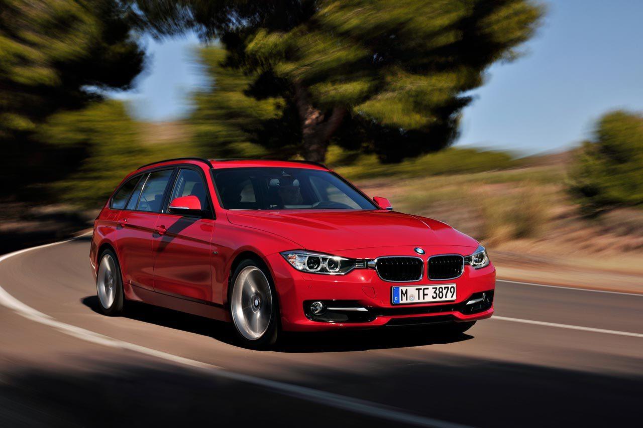 Foto de BMW Serie 3 Touring 2012 (27/43)