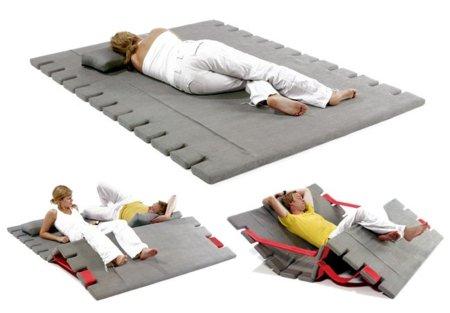 Magic Carpet: a dormir en la alfombra