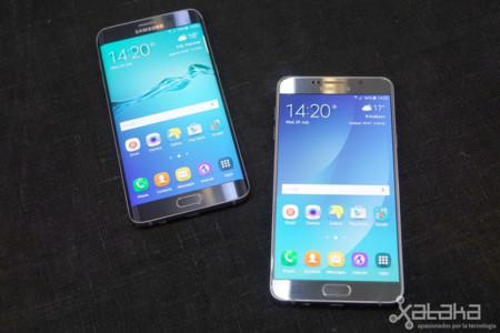 El Samsung Galaxy Note 5 no llegará a España... al menos de momento