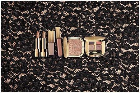 Colección de maquillaje de Dolce & Gabbana para el otoño 2010: The Sicilian Lace Collection