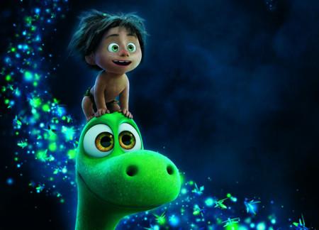 Animación | 'El viaje de Arlo', de Peter Sohn