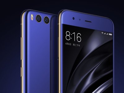 Xiaomi Mi 6, apuesta por el diseño y la potencia de Xiaomi que llega sin jack de audio