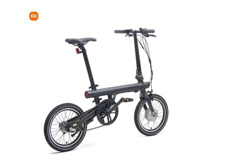 Olvídate del coche con la Smart Electric Folding Bike de Xiaomi: llévate la bici eléctrica más vendida de Amazon  por 300 euros menos