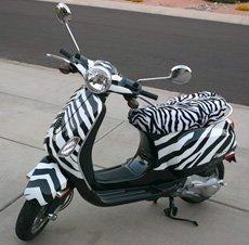 Personaliza tu scooter