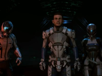 Mass Effect: Andromeda se deja ver en su primer gameplay en una PS4 Pro