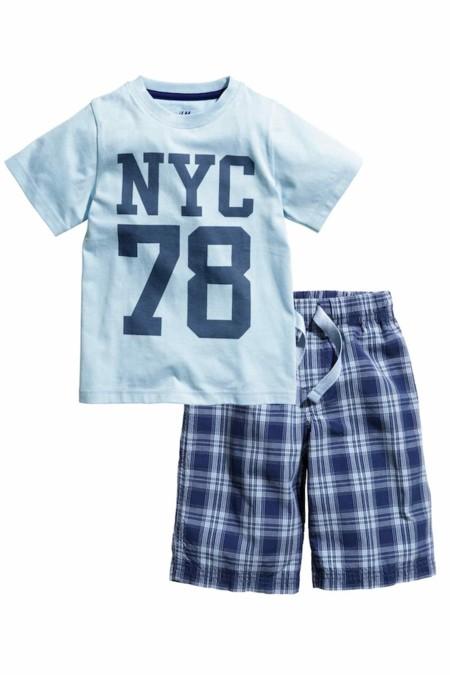 Pijama Cuadros