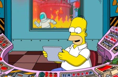 Los Simpsons llegarán a Android de la mano de Electronic Arts
