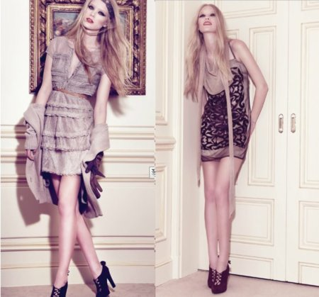 vestidos cortos fiesta hoss intropia