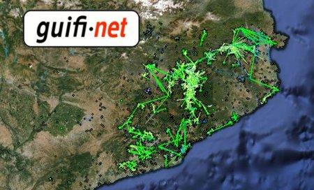 Guifi.net aumenta su red de fibra óptica con una donación por parte de Bankia