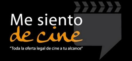 Me siento de Cine, el nuevo portal que recoge los servicios de pago de cine online en España