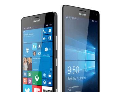 El despertar con doble toque llega a los Lumia 950 y 950 XL
