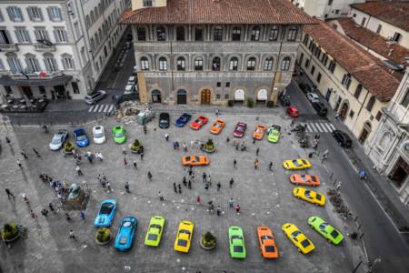 Lamborghini Miura Aniversario 17