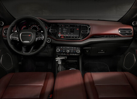 Dodge Durango 2021 Precio Mexico 16