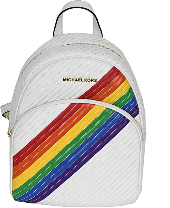 MICHAEL KORS Mochila ABBEY Rainbow.