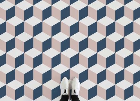 Siete suelos artísticos que te dejarán hipnotizado mirando tus pies