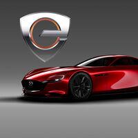 Mazda registra un nuevo logotipo y una nueva marca comercial que apuntan al retorno inminente del motor rotativo
