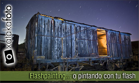 Flashpainting, pintando con tu flash