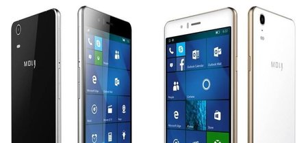 Coship quiere Windows 10 y Android en un mismo móvil pero ¿tiene sentido un smartphone dual a estas alturas?