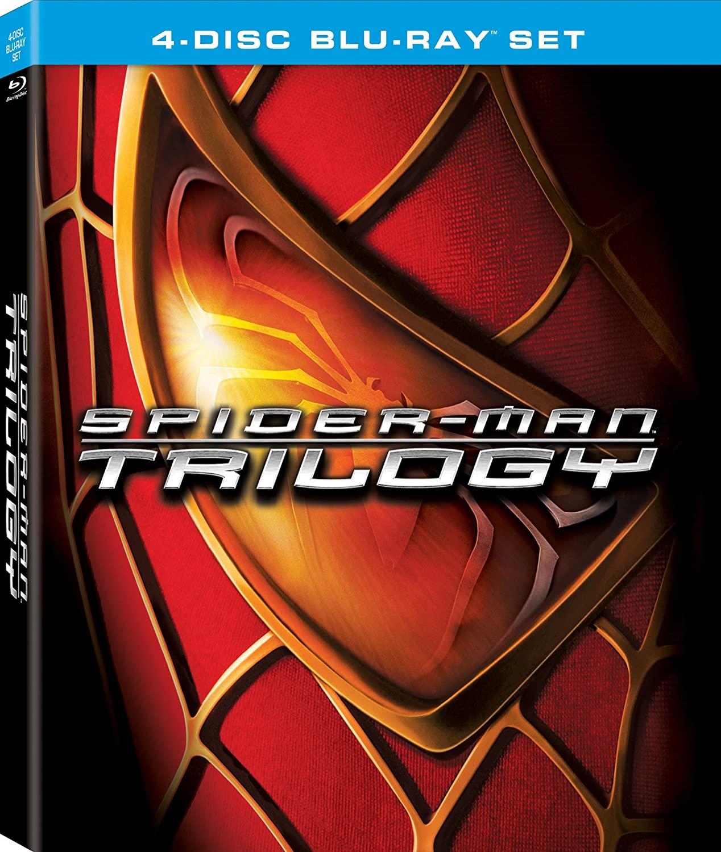 Spider-Man / Spider-Man 2 / Spider-Man 3 [Blu-ray] [Importado]