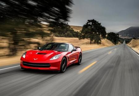General Motors fabricó 37,288 Corvette C7 Stingray 2014