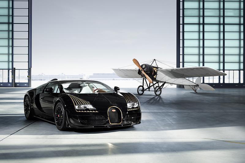 "Foto de Bugatti Veyron ""Black Bess"" Legends Edition (16/17)"