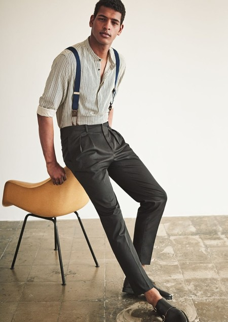 Mango Man Tailoring Rules Campaign 8
