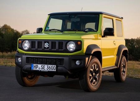 Jeep podría tener en mente un mini Wrangler para rivalizar con el Suzuki Jimny